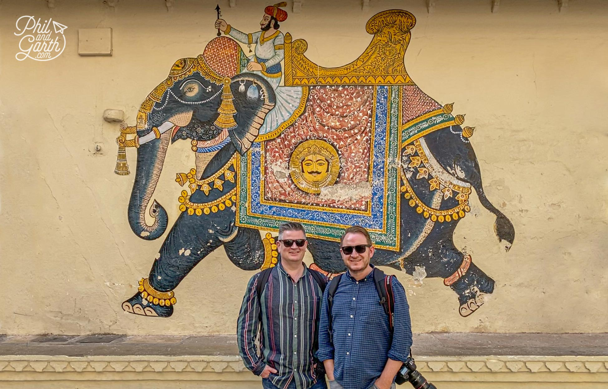 Phil and Garth's Top 5 Udaipur Travel Tips