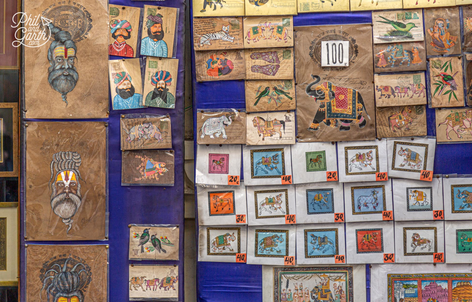 Miniature paintings for sale in Udaipur