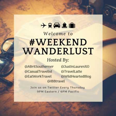 WeekendWanderlust