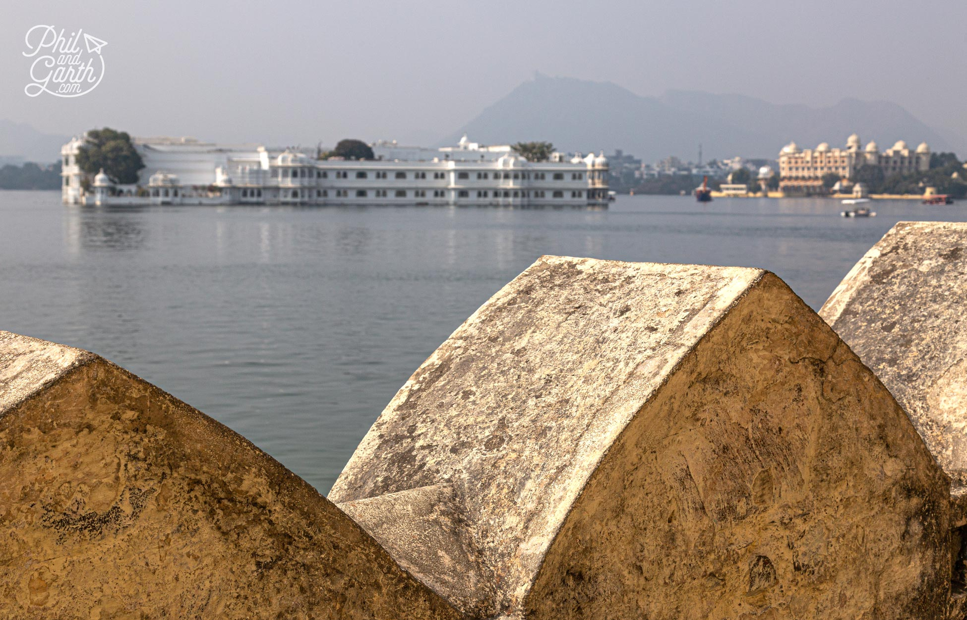 Udaipur is really popular location for Indian weddings