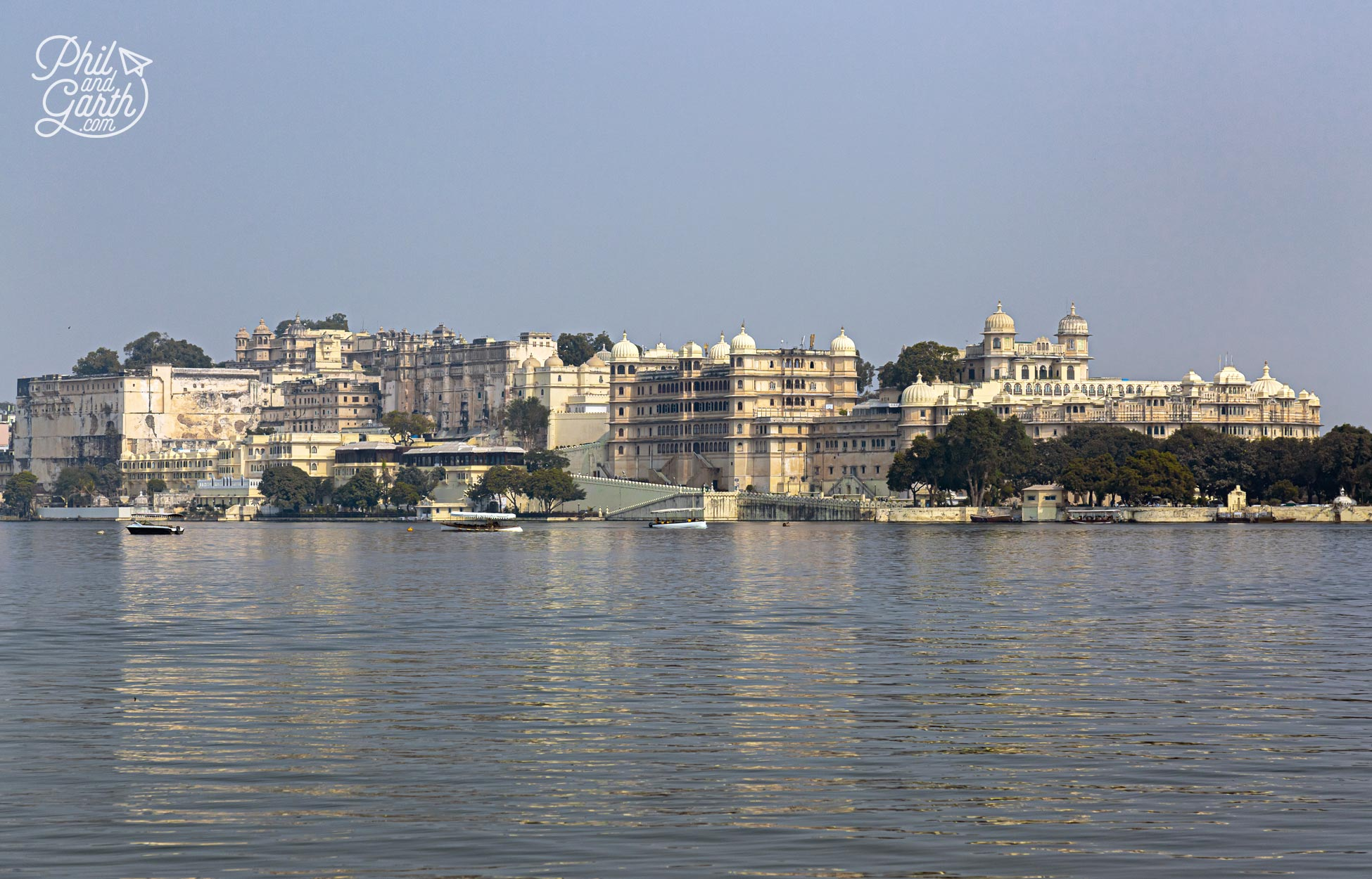Udaipur Itinerary for 2 Days In India's Royal City of Lakes