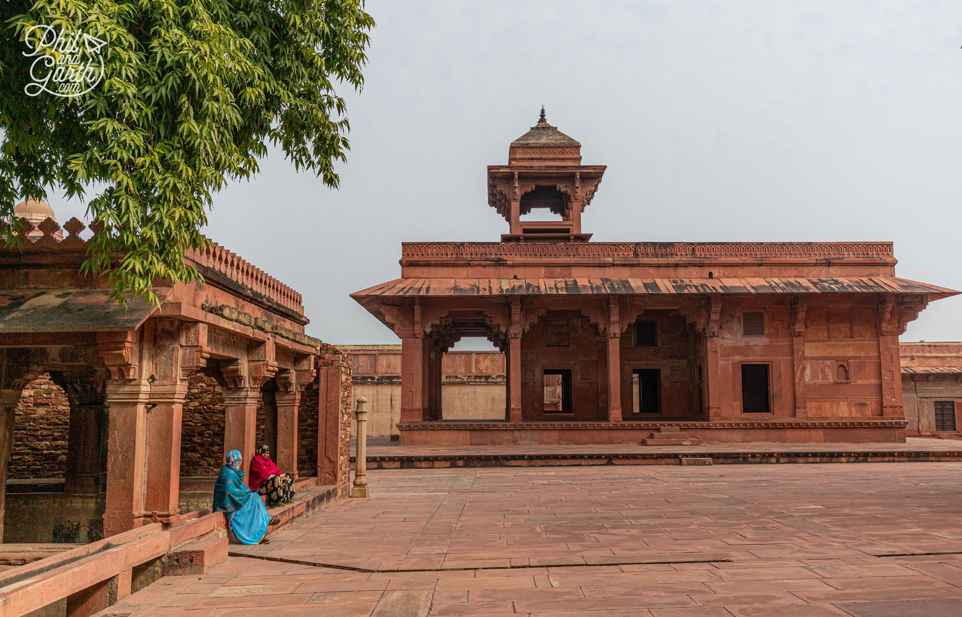 This ancient city is filled with ornate palaces, meeting halls and mosques