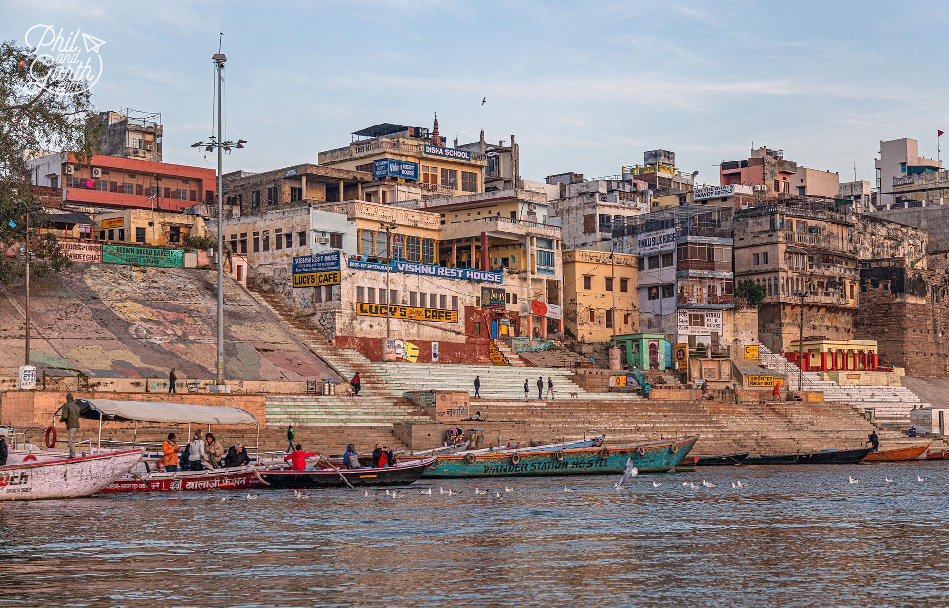 Pandey Ghat