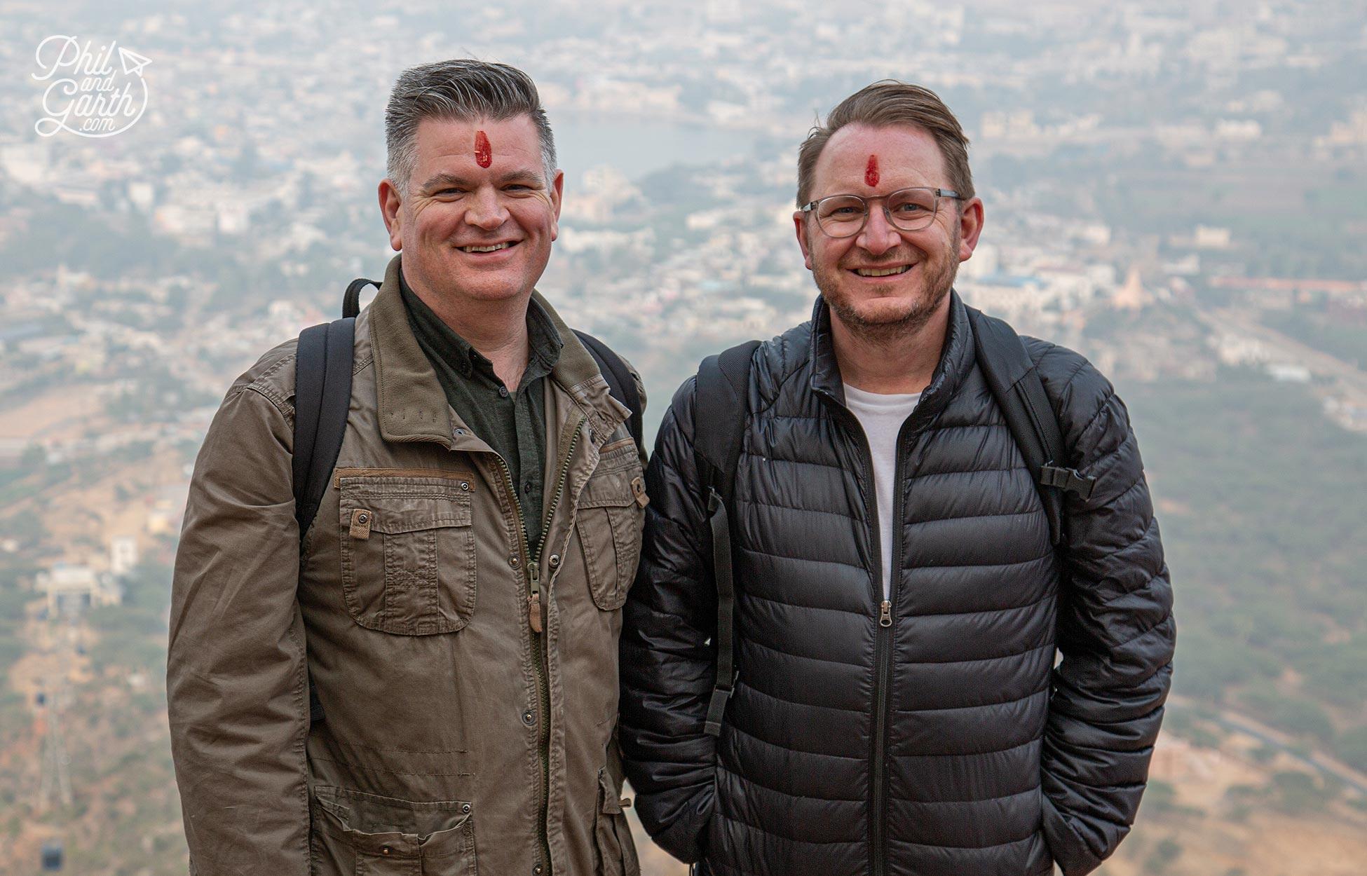 Phil and Garth's Top 5 Pushkar Tips
