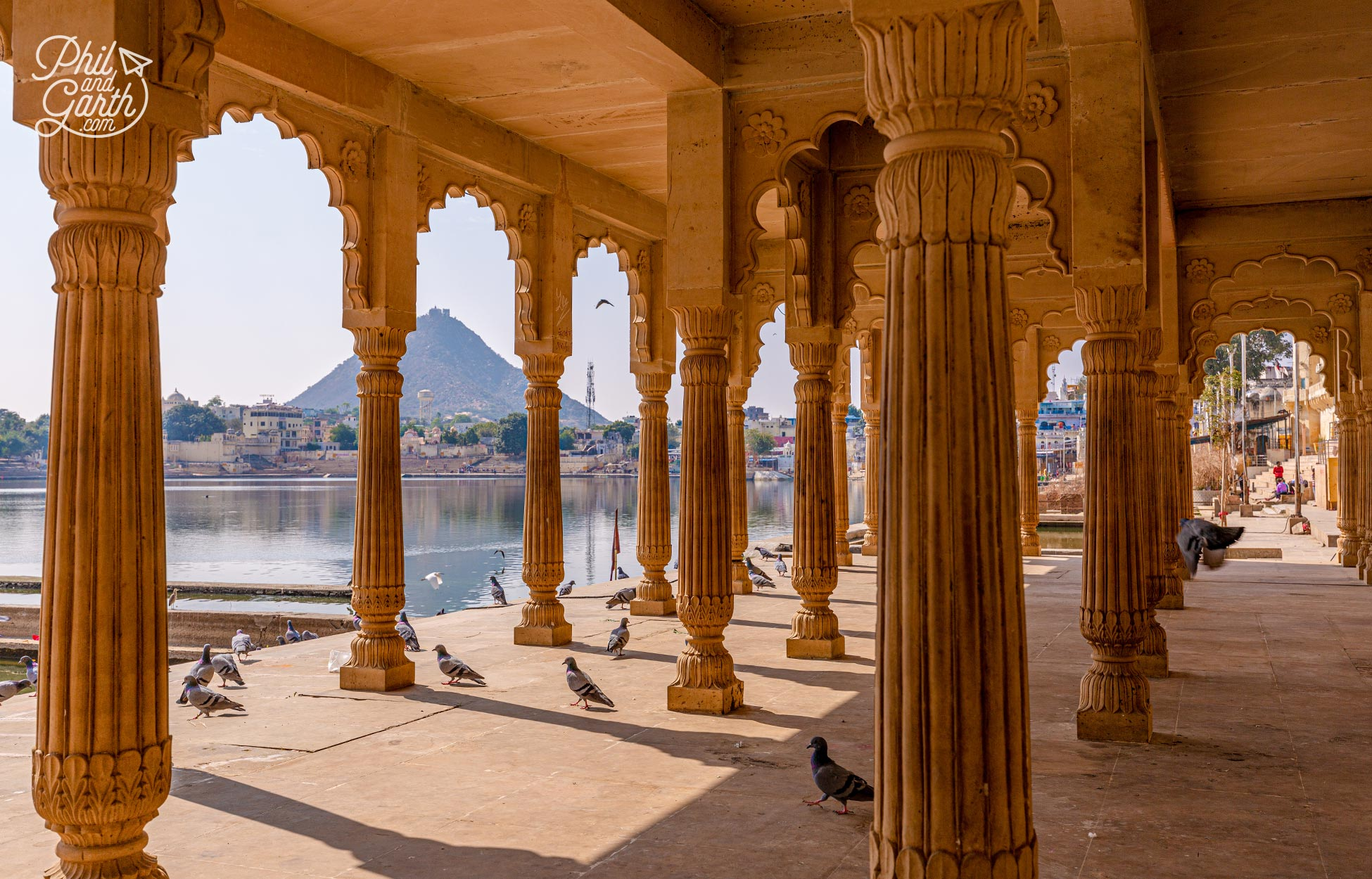 Photographers will love all the opportunities in Pushkar