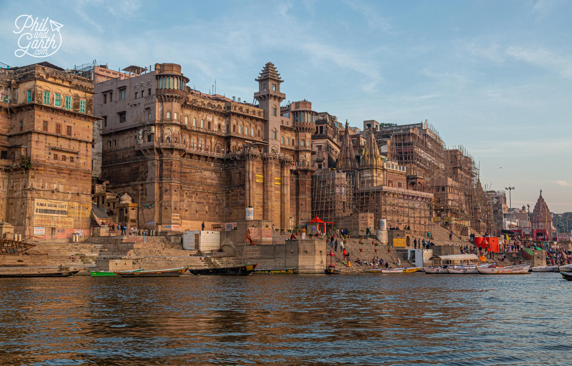 Varanasi is considered to be one of the oldest continuously inhabited cities in the world