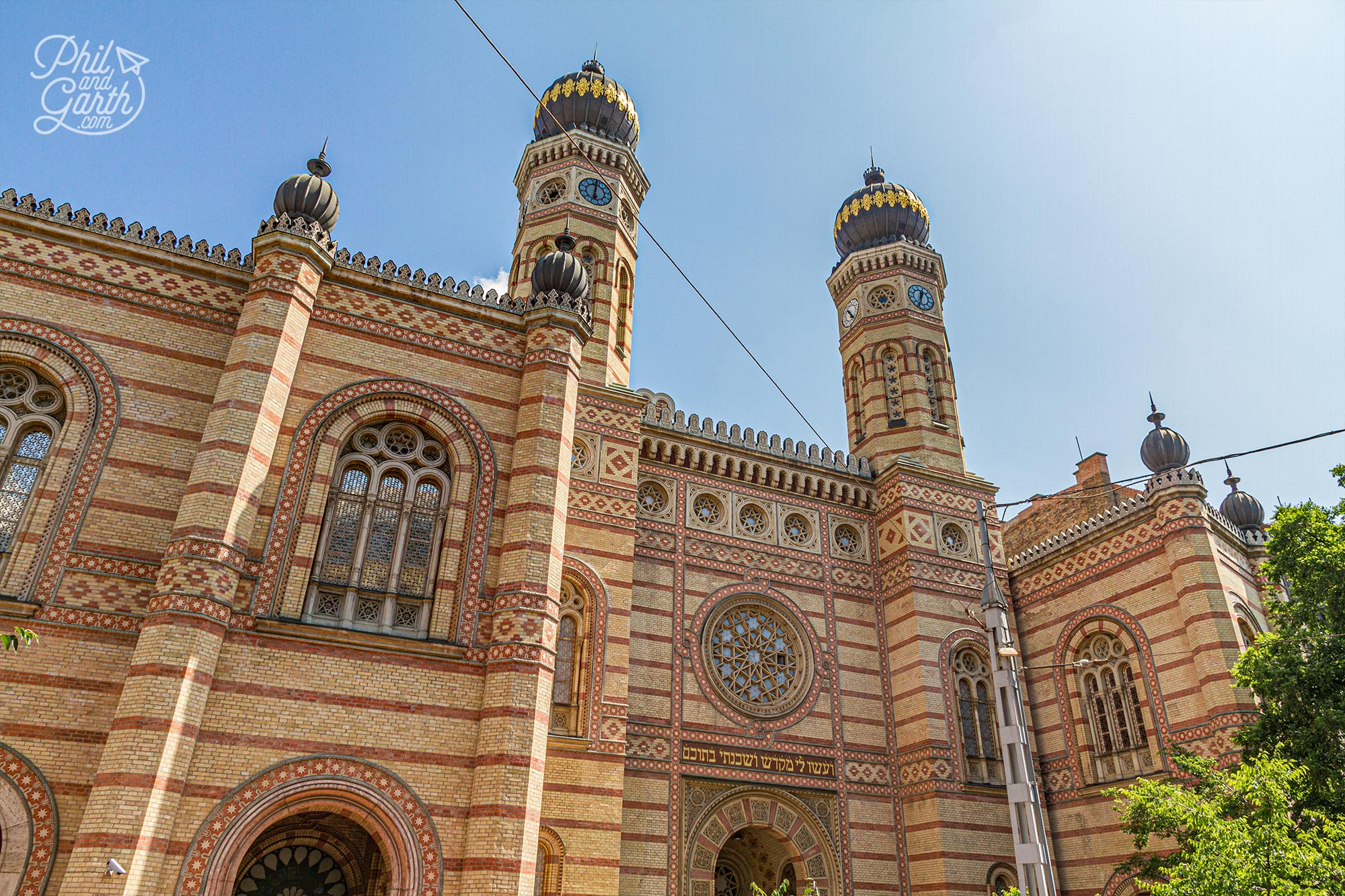 The Grand Synagogue