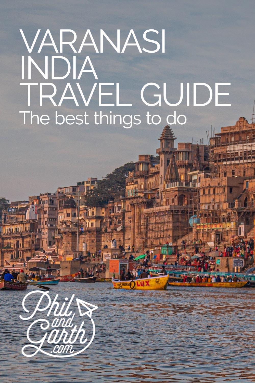 Things to see in Varanasi, India