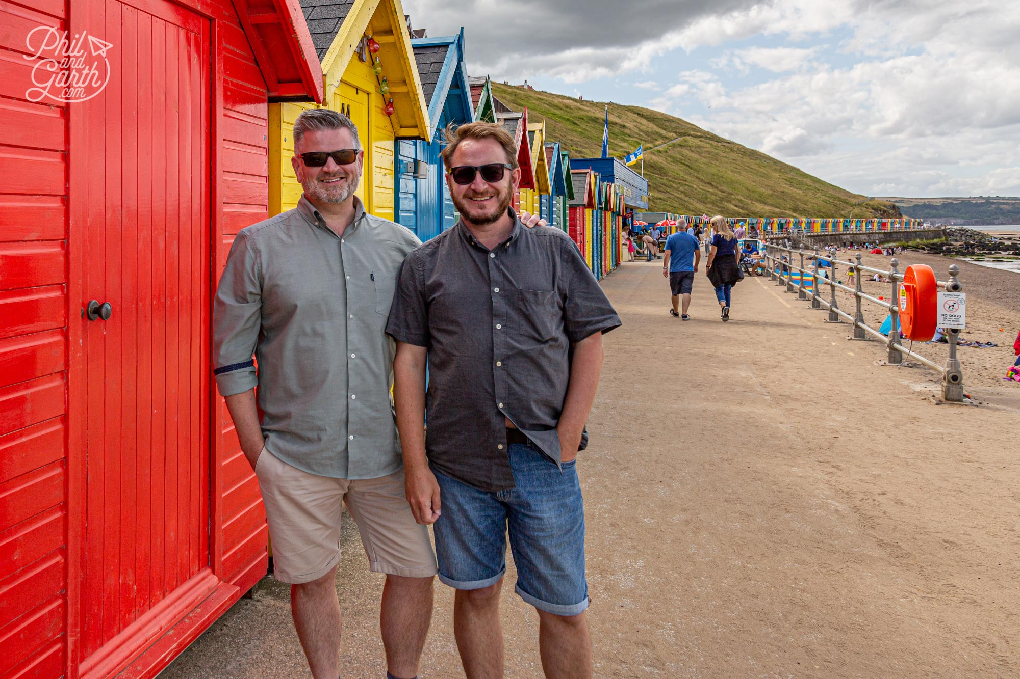 Phil and Garth's Top 5 Whitby Tips