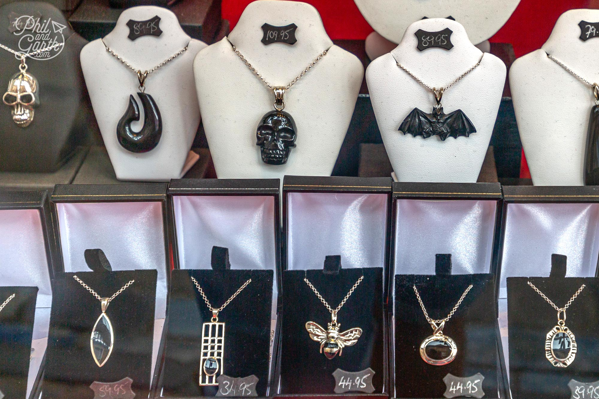 Whitby Jet jewellery for sale