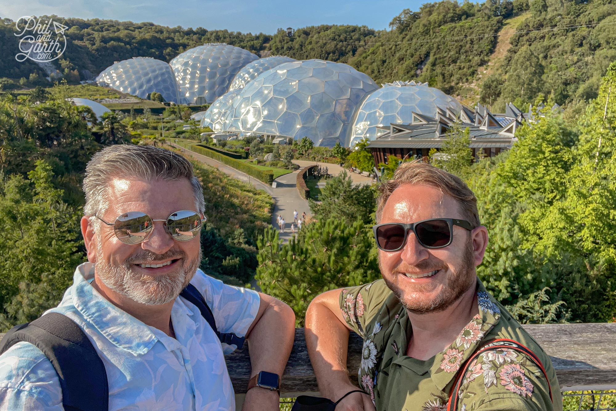 The Eden Project Cornwall England Practical Information and Advice